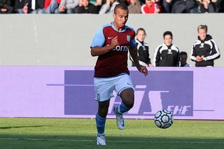 Gabriel Agbonlahor - Aston Villa
