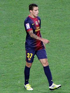 Christian Tello - Barcelona