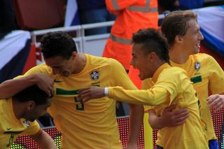 Brazil - Goal Celebration