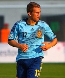 Gerard Deulofeu - Spain U19