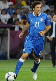 Andrea Pirlo - Italy