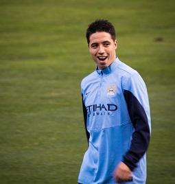 Samir Nasri - Manchester City