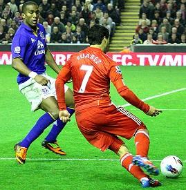 Luis Suarez - Liverpool