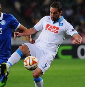 Gonzalo Higuan - Napoli