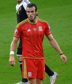 Gareth Bale - Wales 2015